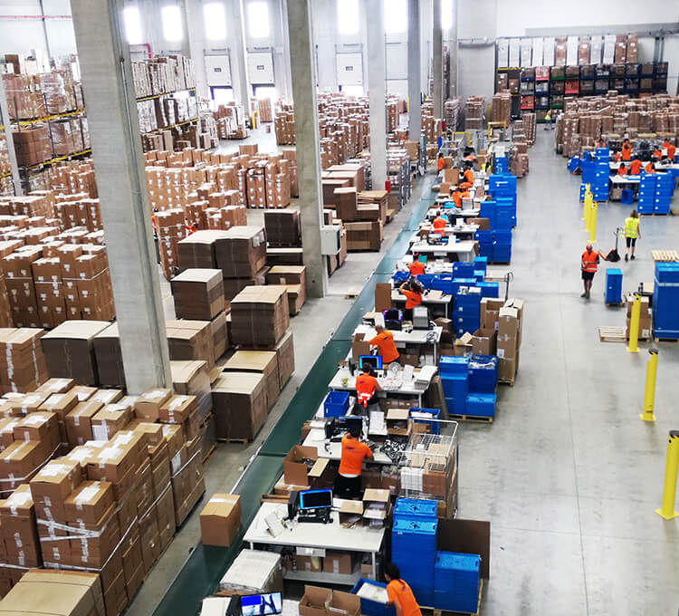 952e2839a7 Supply Chain Management · Warehouse   Distribution